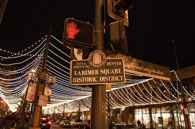 history of Denver