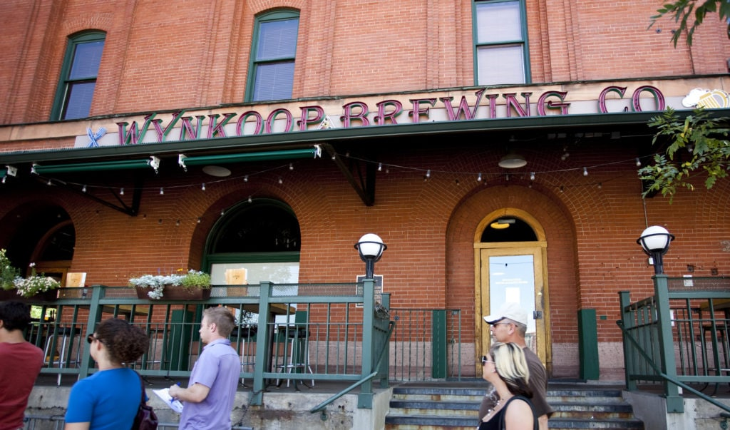 Wynkoop Brewing Company - Best Downtown Brewery
