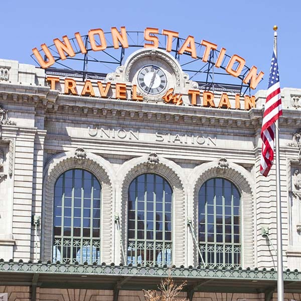 Union Station - Part of Denver Microbrew Tour