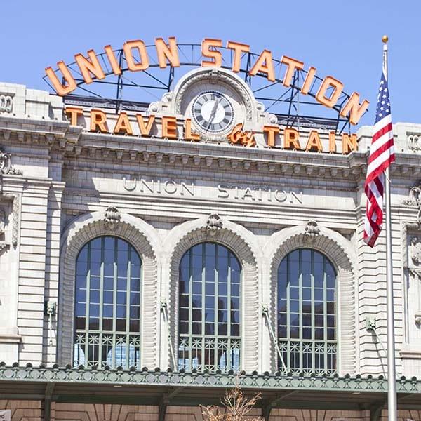 Union Station - Part of Denver Microbrew Tour