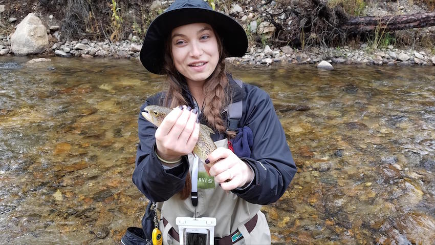 Fly Fishing and Cannabis!