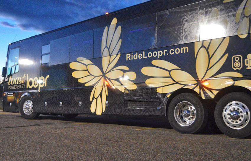 Check out Loopr's movie nights and ride through Denver in style
