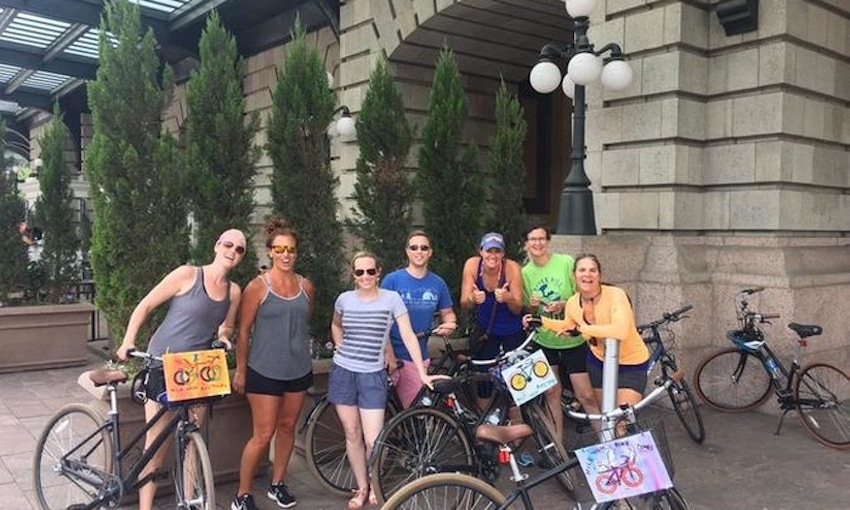 5th Best Denver Tour: Mile high Bike Tours