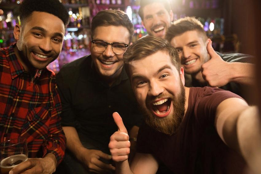 Denver Bachelor Party Ideas - Dudes hanging out