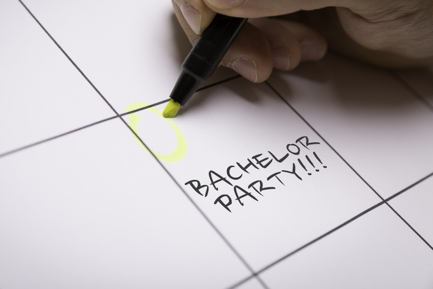 Choose the Date and Plan the Party - Denver Bachelor Party Ideas