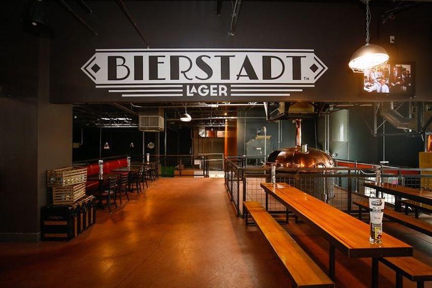 Bierstadt Lagerhaus' Amazing German-style eatery