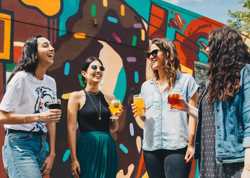 Denver Bachelorette Parties with Beer