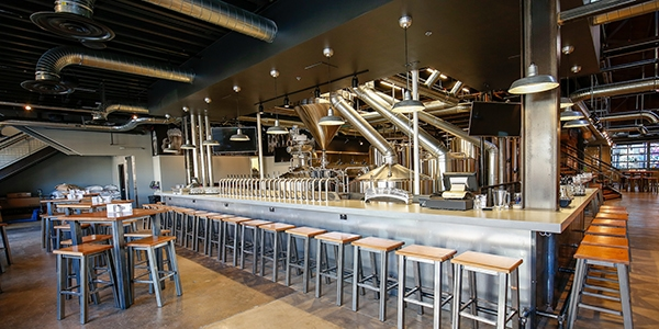 10 Barrel - one of many breweries in Denver with food